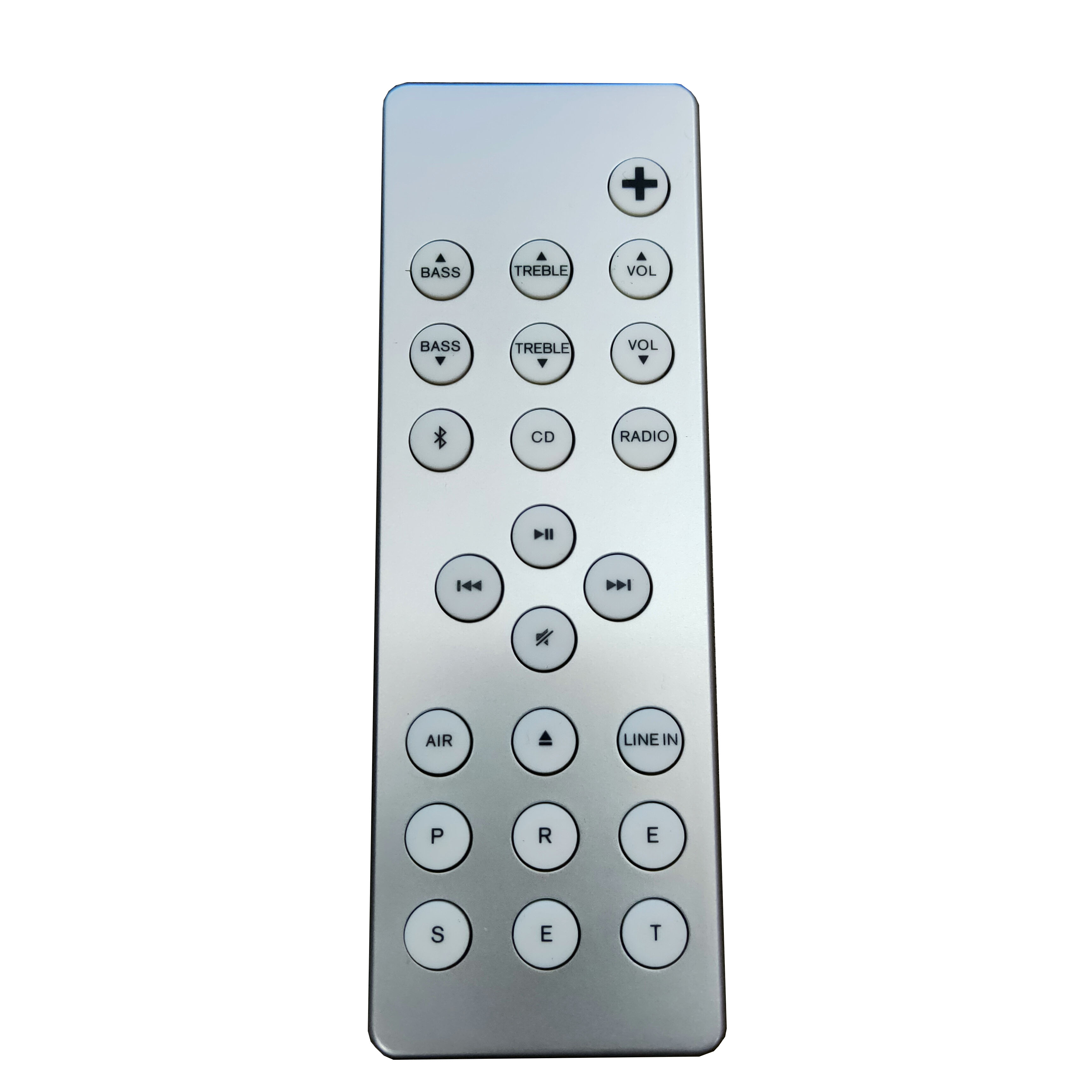 Used Original Geneva For Geneva Bluetooth Sound System Remote Control Fernbedienung