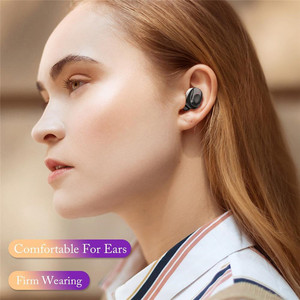 Image 5 - Tws Draadloze Hoofdtelefoon Bluetooth Koptelefoon Headsets X18 Draadloze Hoofdtelefoon Handsfree Oordopjes Sport Oortelefoon Telefoons Met Mic