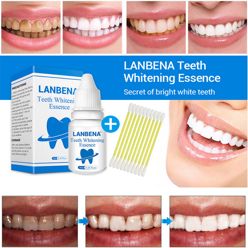Teeth Whitening Powder Effective Oral Hygiene Cleaning Serum Removes Plaque Stains Tooth Bleaching Dental Toothpaste For Smoker