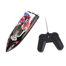 24Cm Remote Control Yacht Speedboat Cool Water Toy Distance 35 Meters ChildrenS Educational