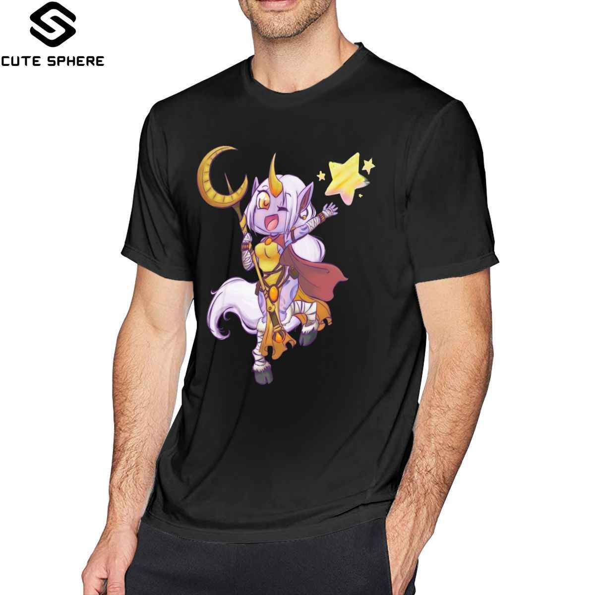 League Of Legends Soraka T Hemd Chibi Soraka T-Shirt Kurzarm Graphic Tee Shirt XXX Lustige Mode T-shirt