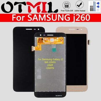 "5.0""OTMIL For Samsung Galaxy J2 Lcd With Frame 2018 J260 Full LCD Display Screen Frame Digitizer Replace SM-J260G J260F J260FN"