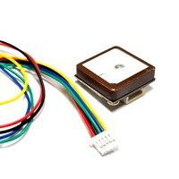 חדש קטן גודל GNSS GPS גלילאו BEI DOU מודול אנטנה  neo m8n שבב פתרון  עיצוב משולב של אנטנת מודול UART TTL רמה|מקלט ואנטנה ל-GPS|רכבים ואופנועים -
