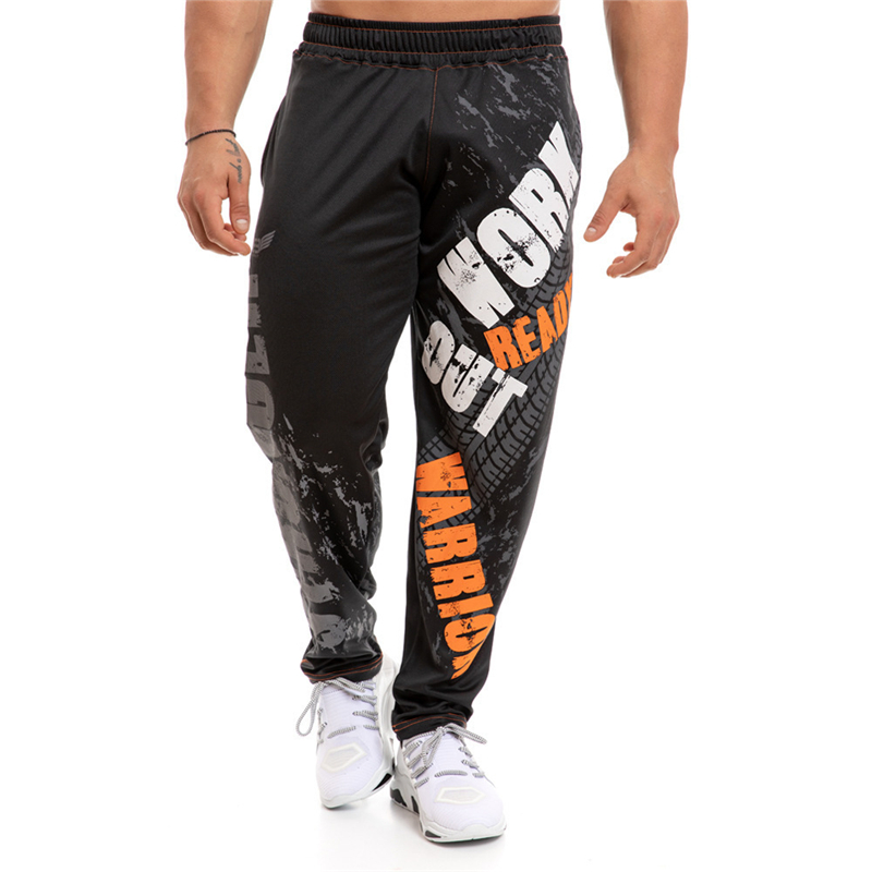 Mens's loose Joggers Pants Men Sportswear Fitness Hip-hop Trousers Autumn Cotton Bottoms Casual Track Jogger Sweatpants clothing