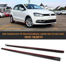Spoiler POLO Side Carbon