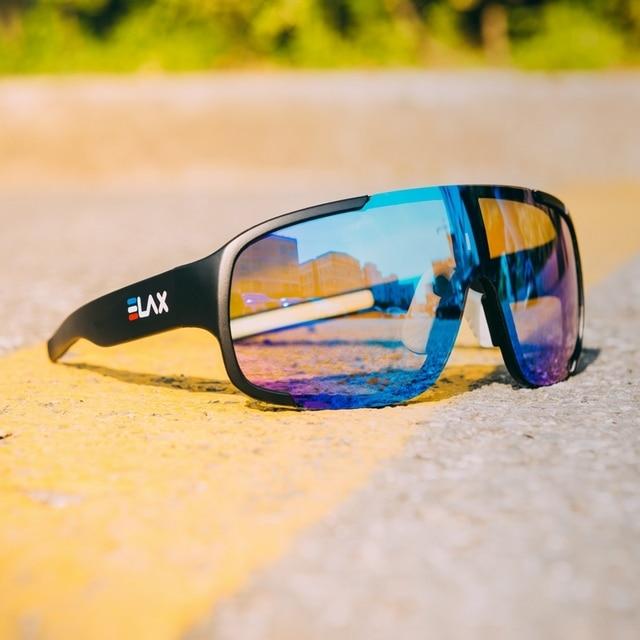 Elax marca 2020 novo óculos de ciclismo ao ar livre mountain bike óculos de sol da bicicleta dos homens ciclismo mtb esportes óculos de sol 3