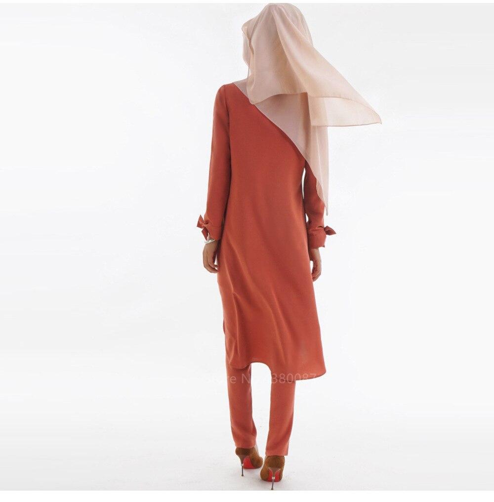 Roupas tradicionais muçulmano abaya vestido feminino arco