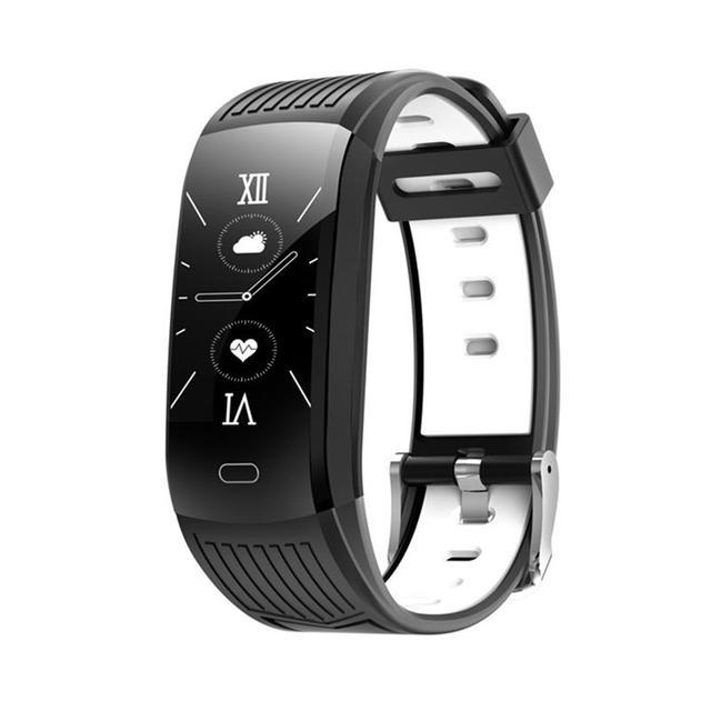 Men Smart Watch Fitness Tracking Smart Wristband Heart Rate Monitoring IP68 Waterproof Women Sports Tracker Bracelet 2