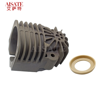 Air Suspension Compressor Pump Cylinder Head & Ring for new model VW Touareg Porsche Cayenne Panamera Jeep Hyundai 97034305115