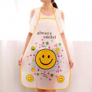 Cartoon Apron Waterproof Sleeveless Anti-oil Kitchen For Adults Kitchen Aprons Aprons For Women Cleaning Accessories