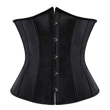 Shapers moda feminina mais tamanho desossado espartilhos shapewear roupa interior sexy emagrecimento cinto de redução de gordura fajas