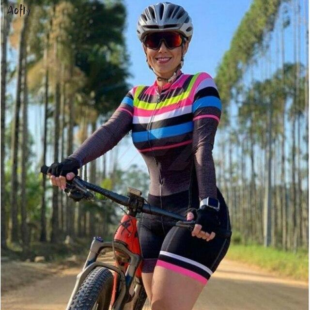 Go pro xam triathlon esportes ao ar livre das mulheres novo wear macacão ciclismo skinsuit mtb ciclismo ciclo roupas skinsuit 3