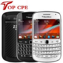 Smartphone blackblod touch 9900 original e desbloqueado, celular com 3g wifi, gps, câmera de 5.0mp, teclado qwerty
