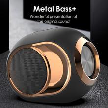 X6 Bluetooth Speaker Portable Wireless Soundbar Stereo HiFi Sound Music Surround Super Bass Speaker caixa de som bluetooth