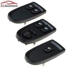 Interrupteur de commande de miroir de fenêtre électrique, bouton de commande pour Iveco Daily IV de 2006 à 2012 5801304490 5801304491 5801304492, nouveau
