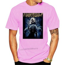 Men T shirt Night Of The Werewolves Powerwolf funny t-shirt novelty tshirt women