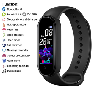 Image 2 - 2021 Smart Band Men Woman Smartwatch Blood Pressure Heart Rate Monitor Fitness Bracelet Smart Watch For iPhone Xiaomi Android