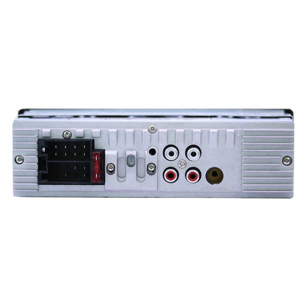Pantalla táctil Dual USB móvil Bluetooth reproductor MP3 Tarjeta de luz de siete colores modelo de Radio M10 voltaje 12V tipo coche MP3 2020 # BB