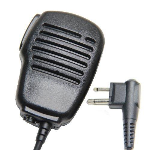 Rainproof Shoulder Remote Speaker Mic Microphone PTT For 2-pin Motorola Two Way Radio CP040 CP200 XTNi DTR VL50 CP88 GP68 CP110