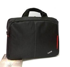 Оригинальная сумка для ноутбука 14 дюймов 15 дюймов, деловая сумка на одно плечо для мужчин и женщин для Lenovo ThinkPad T460 T450 E460 E450