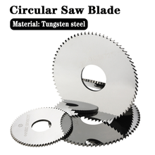 Tungsten Steel milling blade solid carbide circular saw blade blade milling cutter
