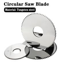 Tungsten Steel milling blade solid carbide circular saw blade blade milling cutter