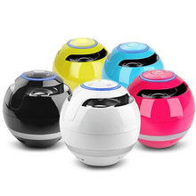 Mini Portable Bluetooth Wireless Speaker for Iphone/HUAWEI/XIAOMI Super Bass Loud 5W Bluetooth Speaker Portable Bluetooth Speak(China)
