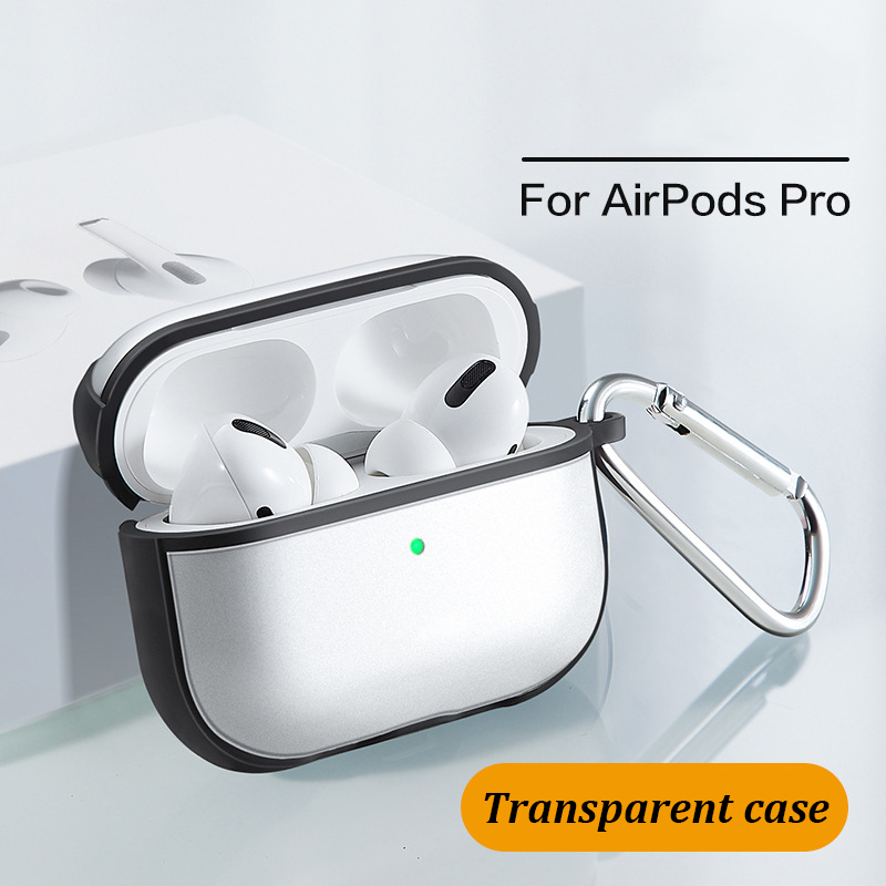Case For Apple Airpods Pro Case Clear Earphone Accessories Anti