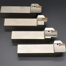 3mm max-min 100-140mm 20*20 face grooving ferramenta titular para iscar hfpr3003 grip3003