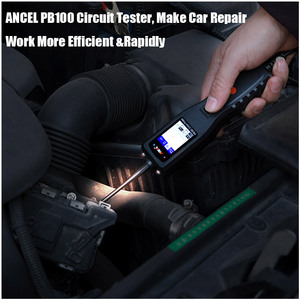 Image 2 - Ancel PB100 Circuit Tester Power Probe Automotive Diagnostic Tool 12V 24V Electrical Current Voltage Integrated Power Scanner