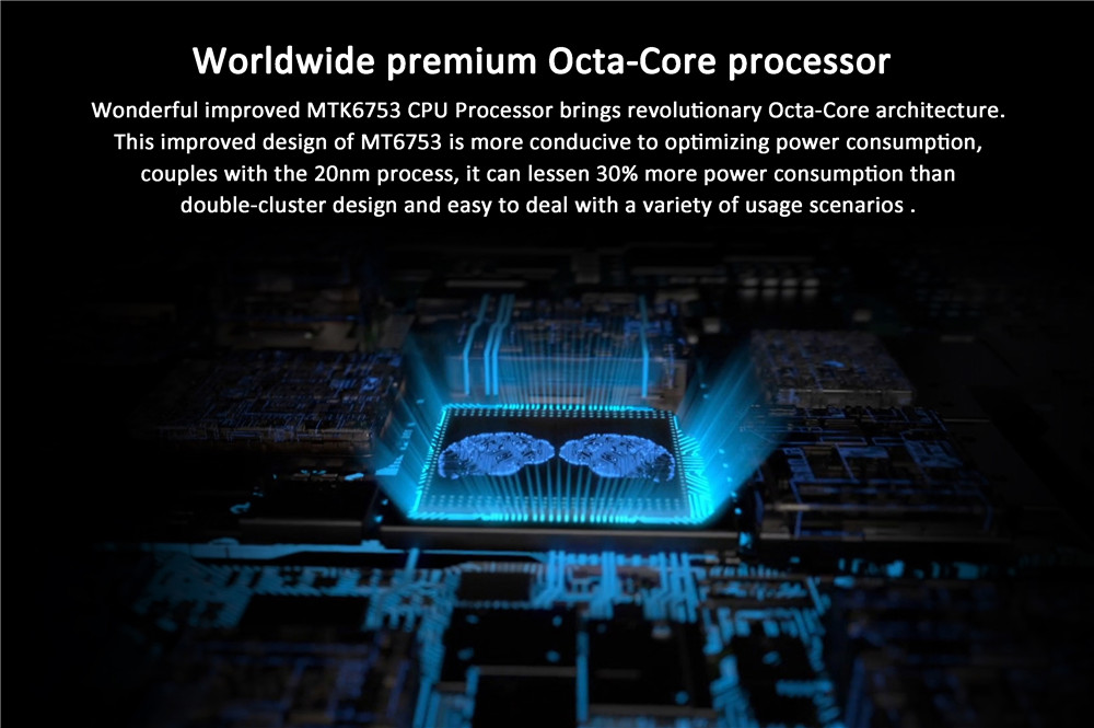 Worldwide premium Octa-Core processor