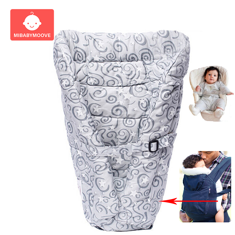 Baby Carrier Infant Insert Retail Cotton Cushion Baby Carrier Insert Newborn Swadding Baby Carriage Insert/newborn Swadding