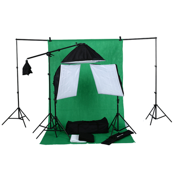 softbox photo light softbox set photographic equipment Photo Studio light stand kit tripod kit