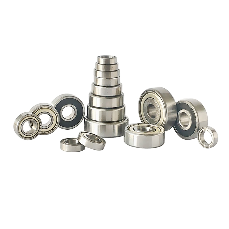 10PCS MR128 148 688 698 628 638Z ZZ RS inner diameter 8mm Bearing Miniature 688RS Ball Bearings Sealed Bearing image