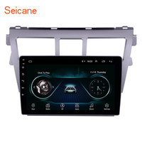 Seicane 9 HD Touch Screen GPS Navigation System Radio For 2007 2012 Toyota VIOS Support TPM DVR 3G WiFi Remote Control