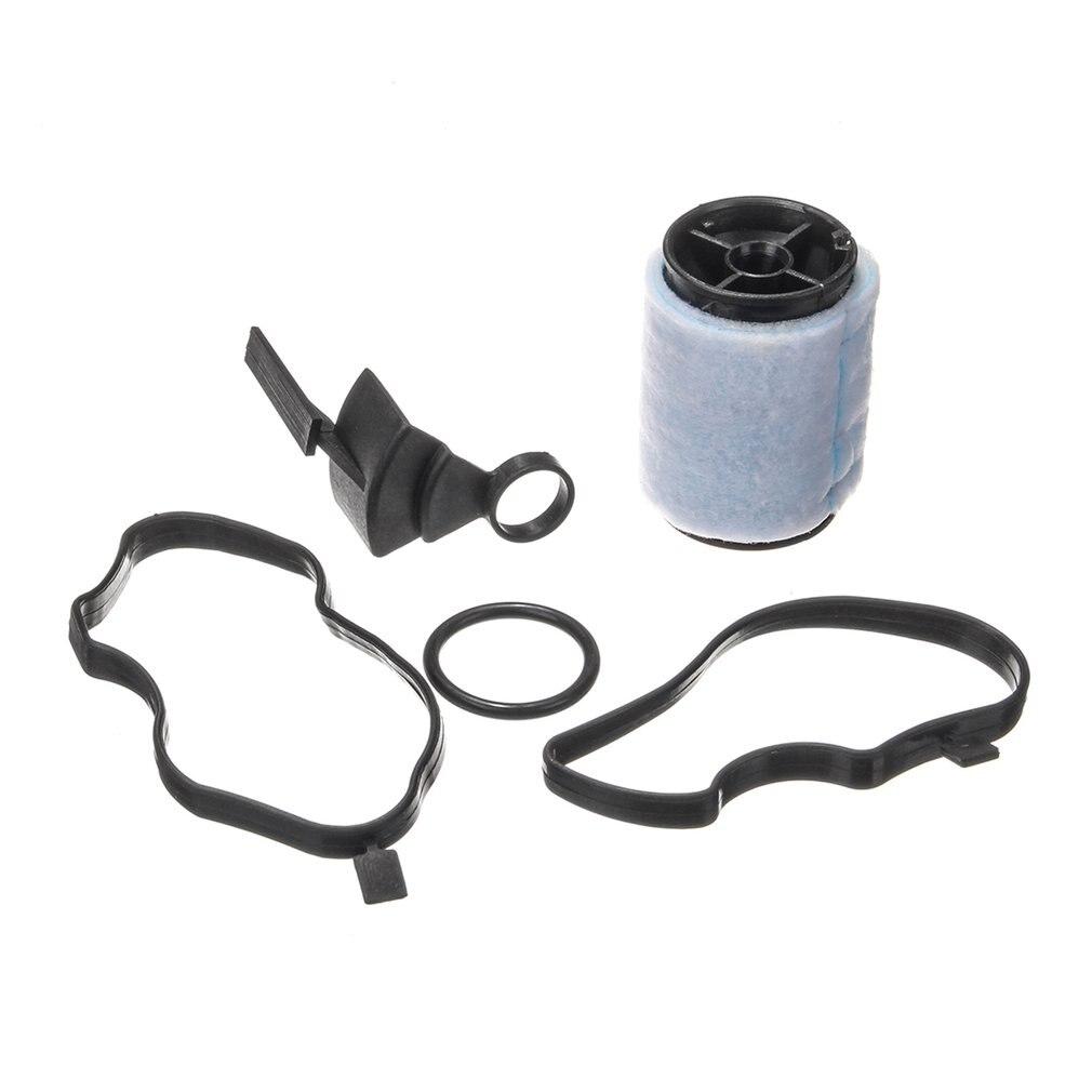 CRANKCASE OIL BREATHER SEPARATOR FILTER FOR BMW E46 E39 X5 330D #11127793164