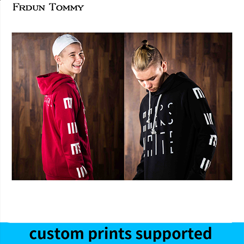Frdun Tommy Marcus & Martinus Moment Tour Hoodies Sweatshirt Logo Name Pattern Casual Winter/Autumn College Style Hoodies