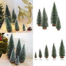 Sale Christmas Snow Mini Tree Holiday Festival Party Ornamen