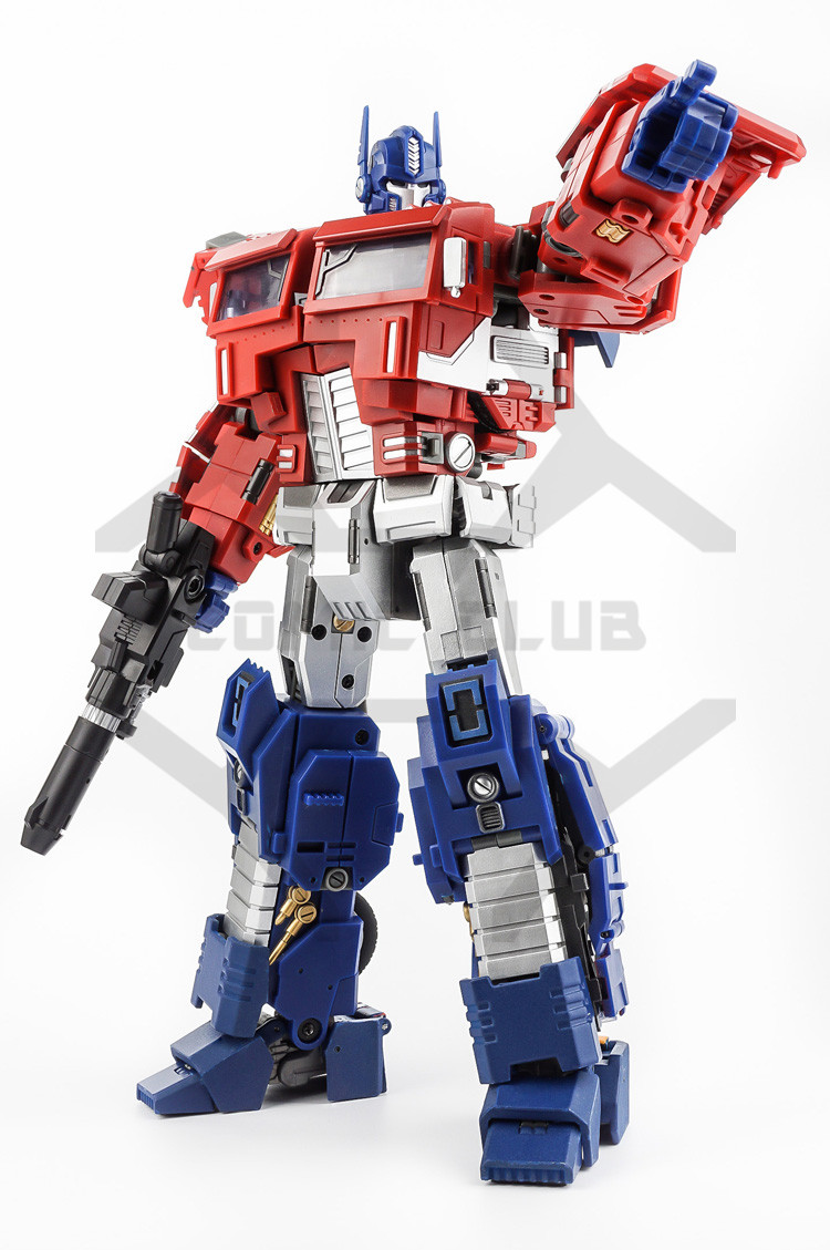 Image 5 - COMIC CLUB IN STOCK Transformation DaBan IDW GT OP Commander Truck Deformation Commader Action Figure Robot ToysAction & Toy Figures   -