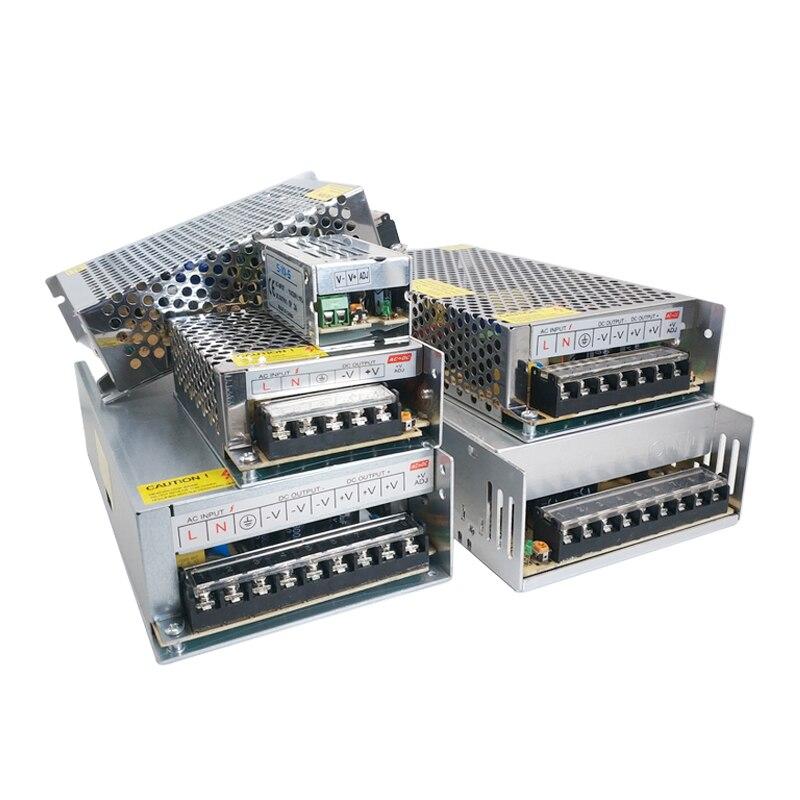 18 V 2A 3A 5A 10A 20A Alimentation à découpage 18 V volts adaptateur d'alimentation Alimentation ac-dc 220v à 12v Led pilote SMPS