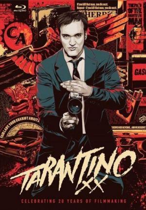 昆汀·塔伦蒂诺:二十年电影生涯