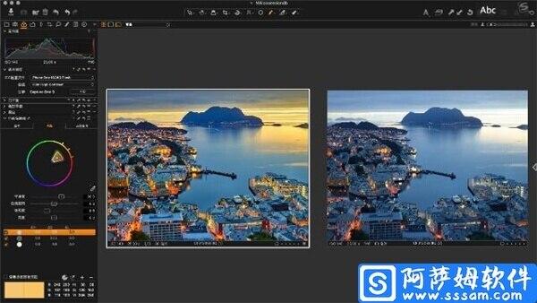 Capture One Pro v12.1.1.19 摄影后期处理免费版