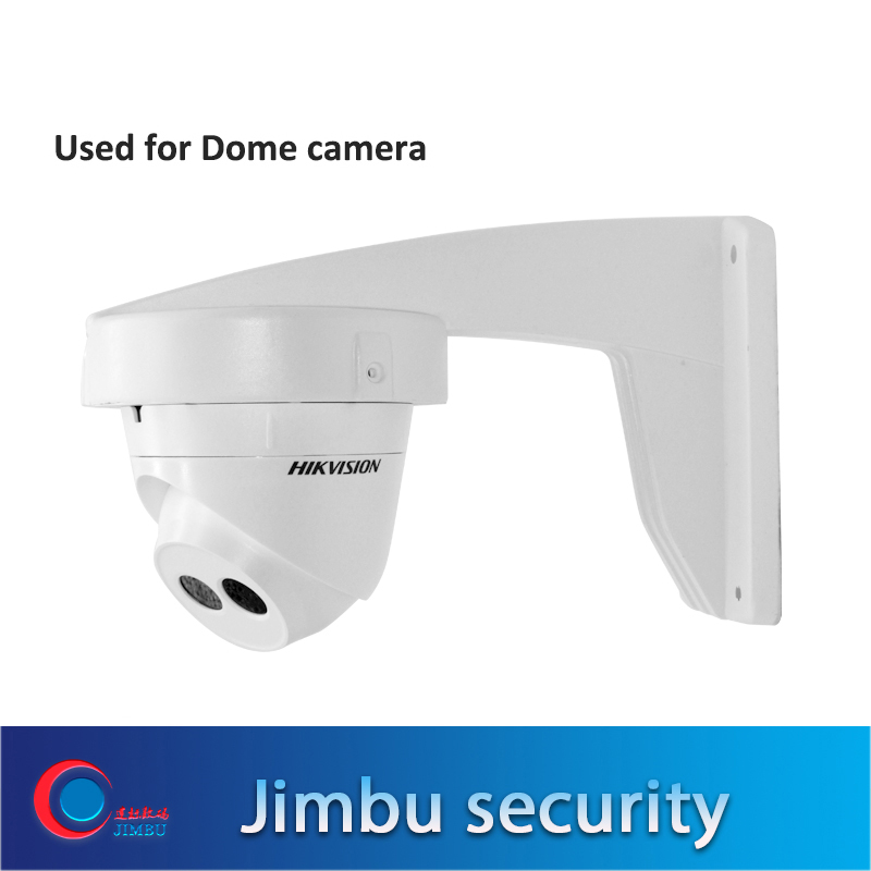 1258ZJ  Lightning Protection Indoor Wall Cctv Camera Bracket General Used For Dome Camera Bracket ASB Plastic Material