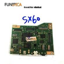 SX60hs Main circuit Board Motherboard/PCB repair Parts for Canon SX60 mainboard PC2154 digital camera