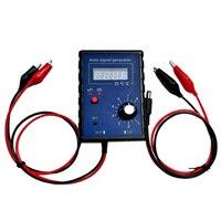 Sensor portátil do salão do carro do gerador de sinal do veículo automático e sensor de posição do virabrequim simulador de sinal medidor 2 hz a 8 khz|Peças e acessórios p/ instrumentos| |  -