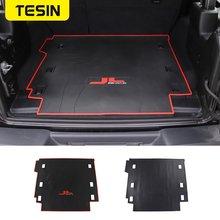 Tesin 3d грузовой органайзер для багажника поднос коврик пола