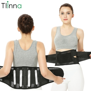 Image 1 - מתכוונן בטן מותניים מאמן מגנטי תרפים חזור תמיכת חגורת לגברים נשים רפואי אורתופדי מחוך עמוד השדרה