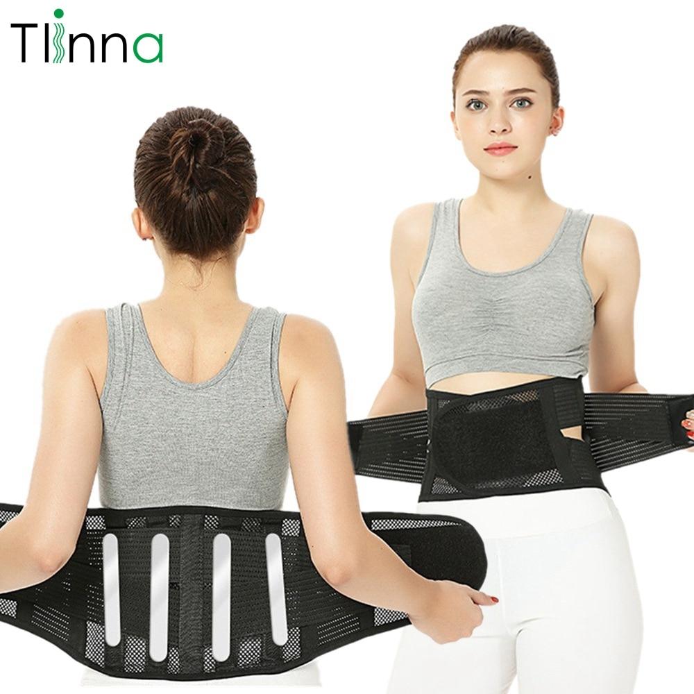 Adjustable Abdominal Waist Trainer Magnetic Therapy Back Support Belt For Men Women Medical Orthopedic Corset Spine Support Belt
