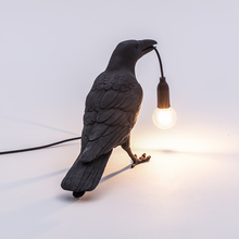 Artpad Bird Lamp Led Table lamp Crow Lamp настольная лампа Home Decor Animal Furniture Living Room Bedroom Bedside Lamp eichholtz настольная лампа table lamp caruso