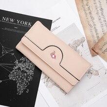 Women Leather Wallets Fashion Bird Style Women Wallet Female Purse Pouch Handbag Coin Purse Money Bag Card Holders Phone Pocket стоимость